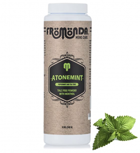 Fromonda Mint Talc Free Body Powder
