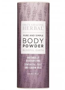 Ora's Amazing Body Powder