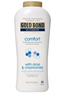 Gold Bond Ultimate Comfort