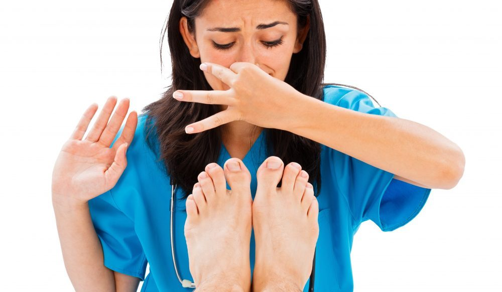Best Way to Cure Smelly Feet featured picture