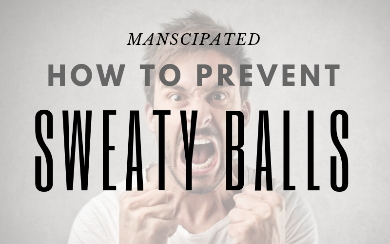 How to Prevent Sweaty Balls introduction picture