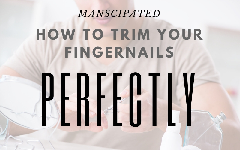 How to Trim Your Fingernails Perfectly main picture
