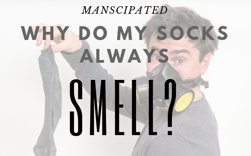 Why Do My Socks Always Smell main picture