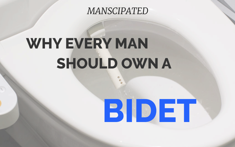 Why every man should own a bidet